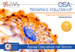 OSA: TERAPIA E FOLLOW-UP
